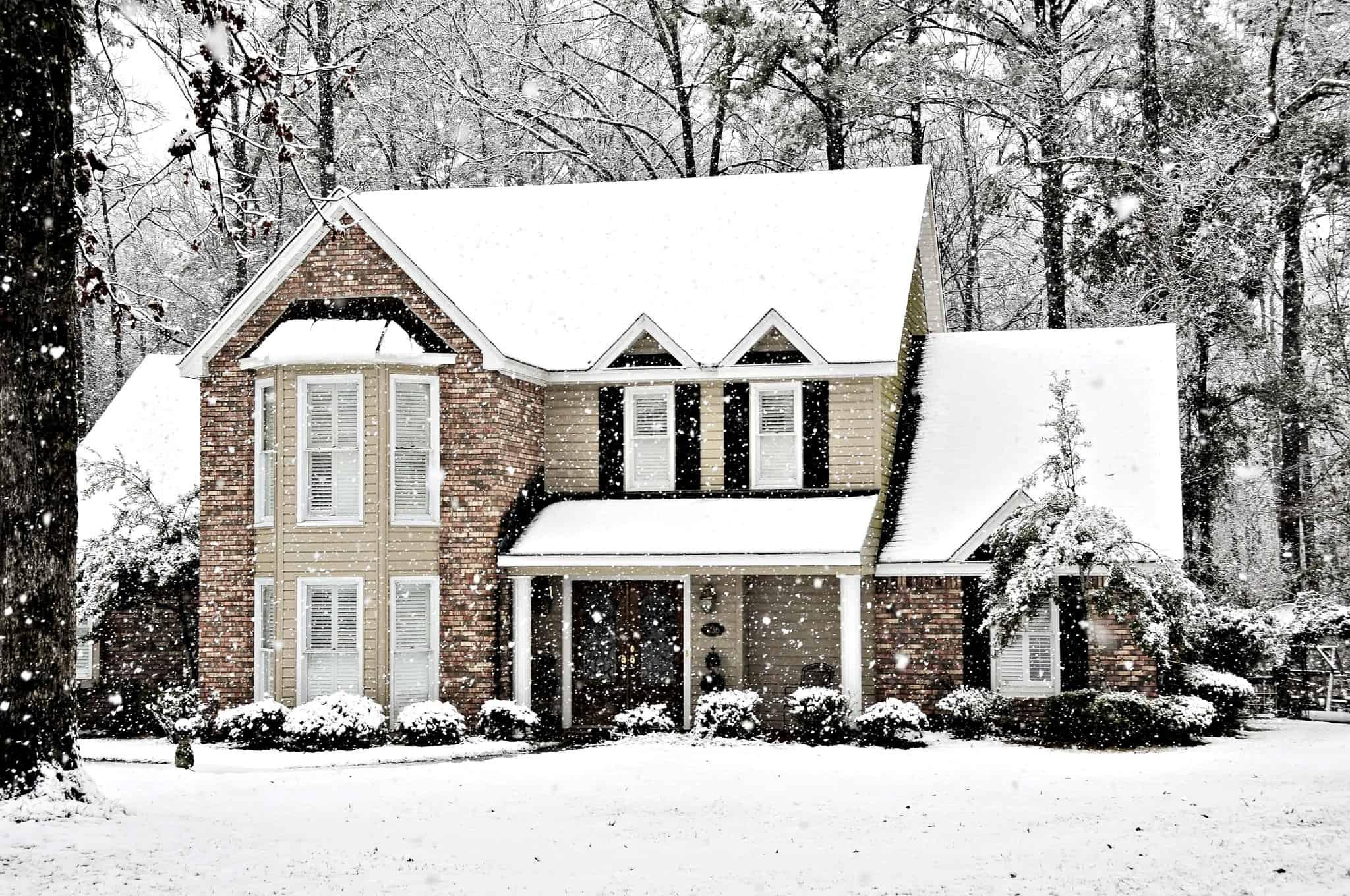 întreținerea locuinței pe timp de iarnă