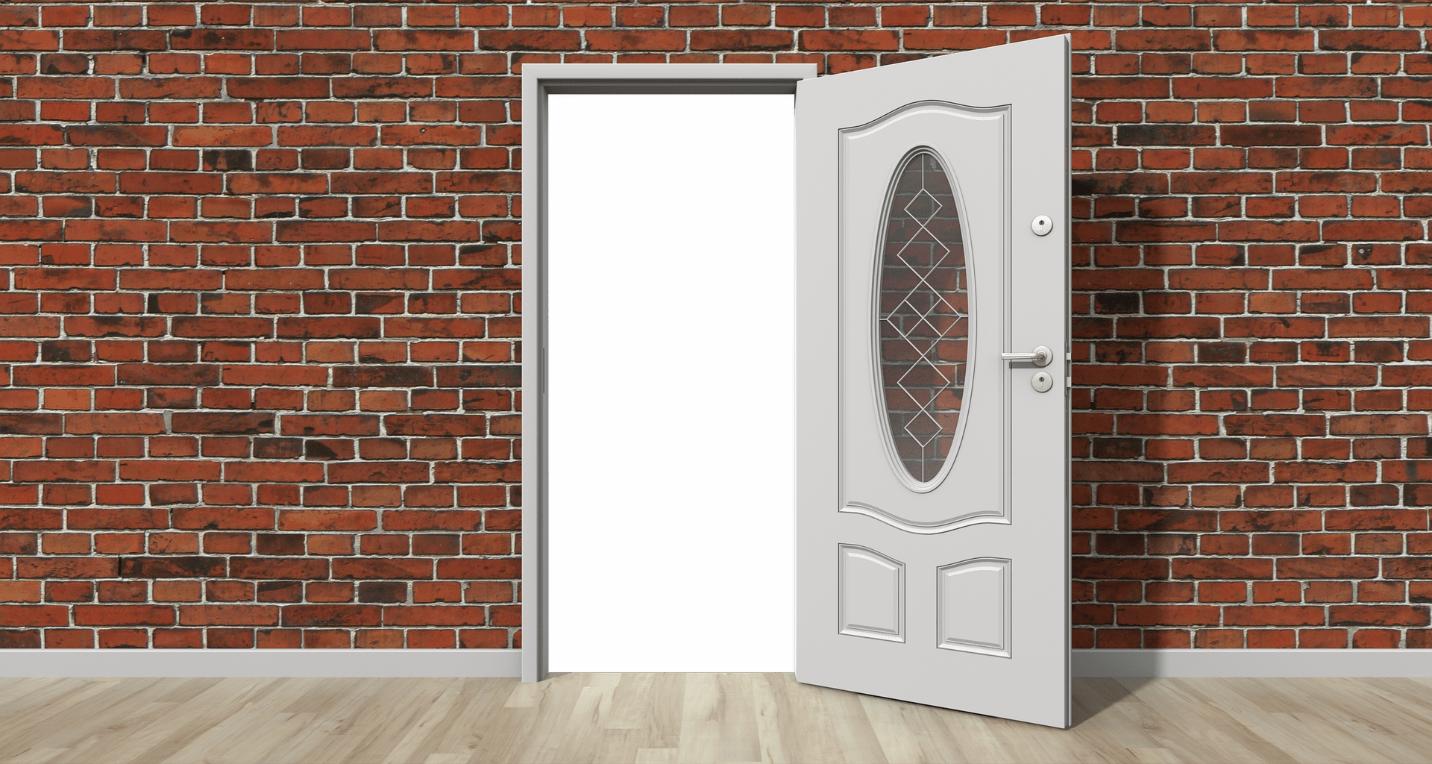 ușă care scârțâie