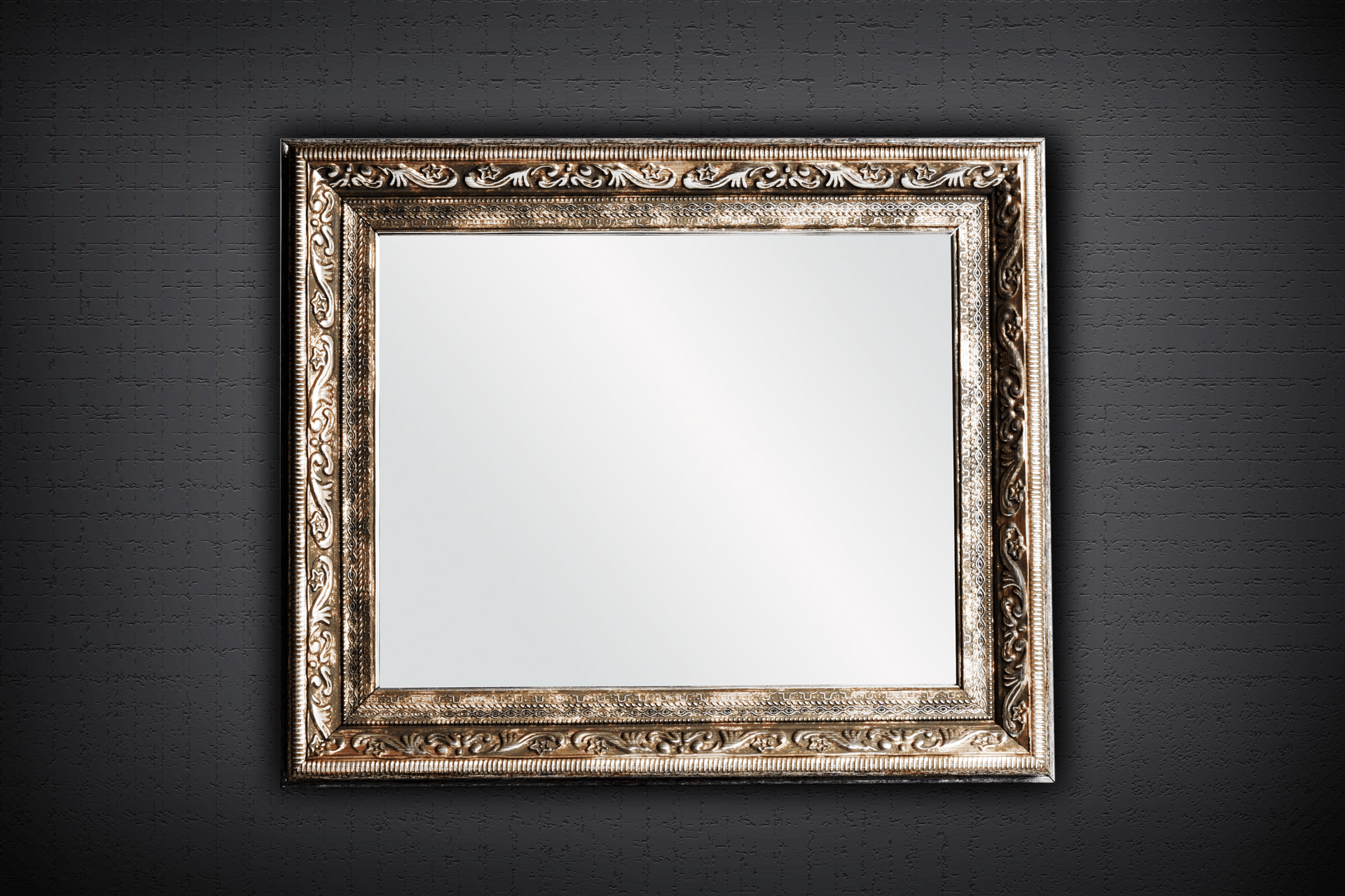 clean mirror